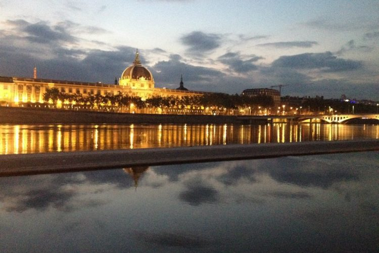 Week 1 in the Land of Fancy Cheese and Berets (Lyon!)