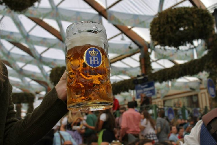 Week Four: in which I survive Oktoberfest (barely)