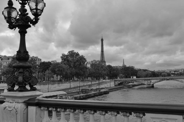 Week 7: in which I go to Pareeee (Paris)