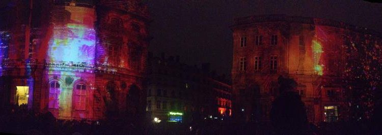 Lost Count of What Week it is: Fete des Lumieres