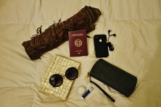 Travelling Essentials