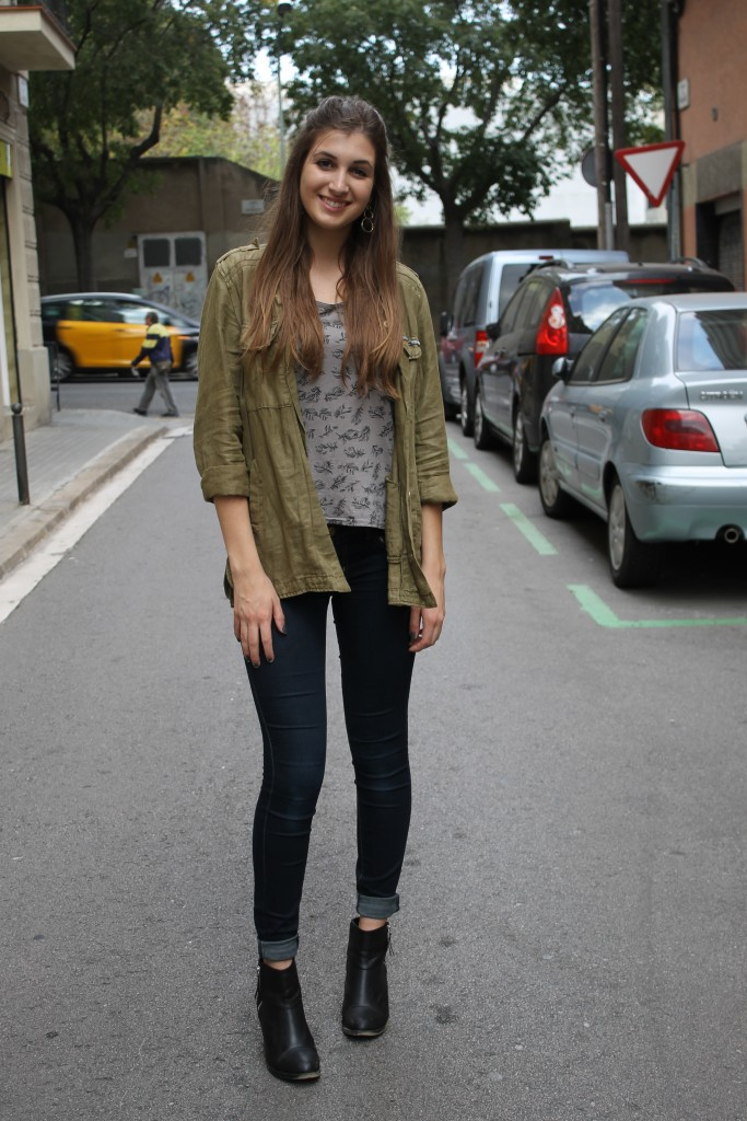 What I Wore: Barcelona