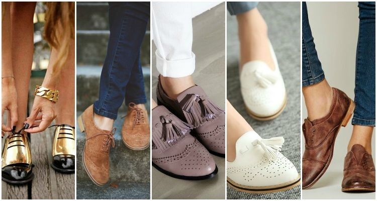 Inspiration of the Week: Oxfords