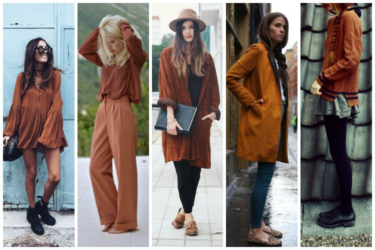 Inspiration of the Week: Burnt Orange