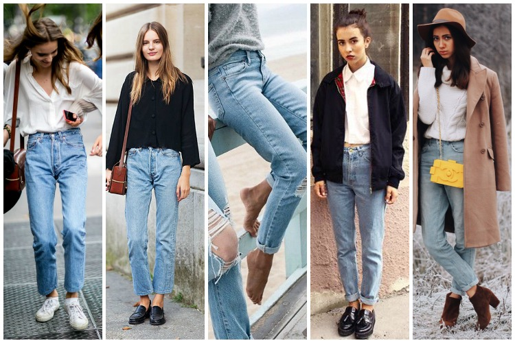 Inspiration of the Week: Mom Jeans