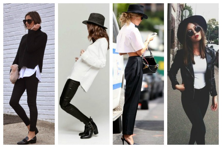 Inspo of the Week: Black & White