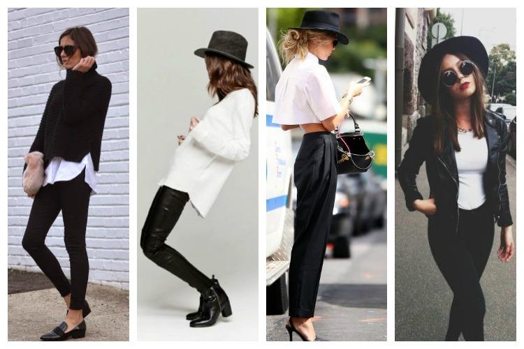 Inspo of the Week: Black & White