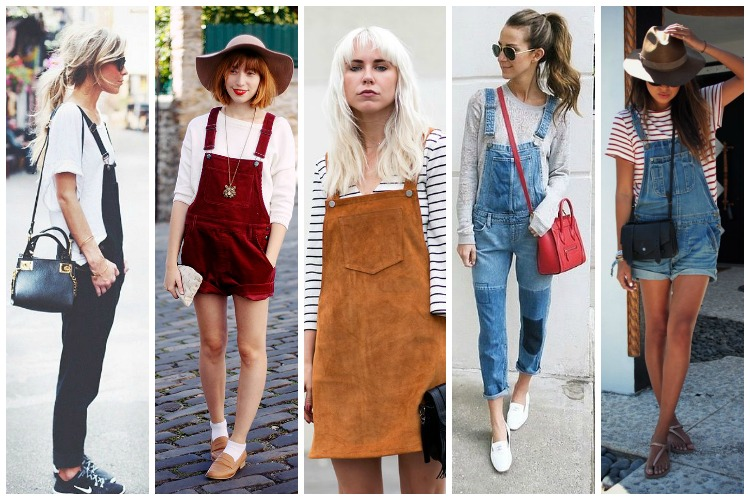 Inspiration of the Week: Overalls