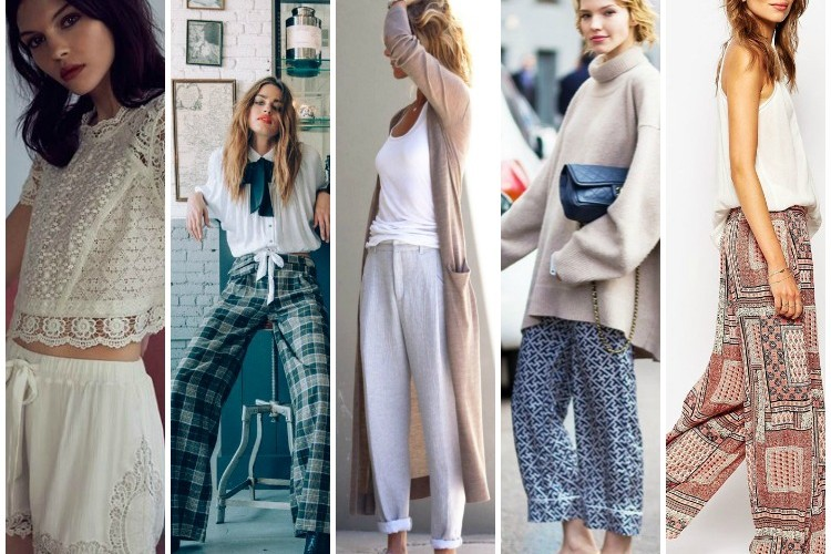 Inspo of the Week: Pajama Fashion