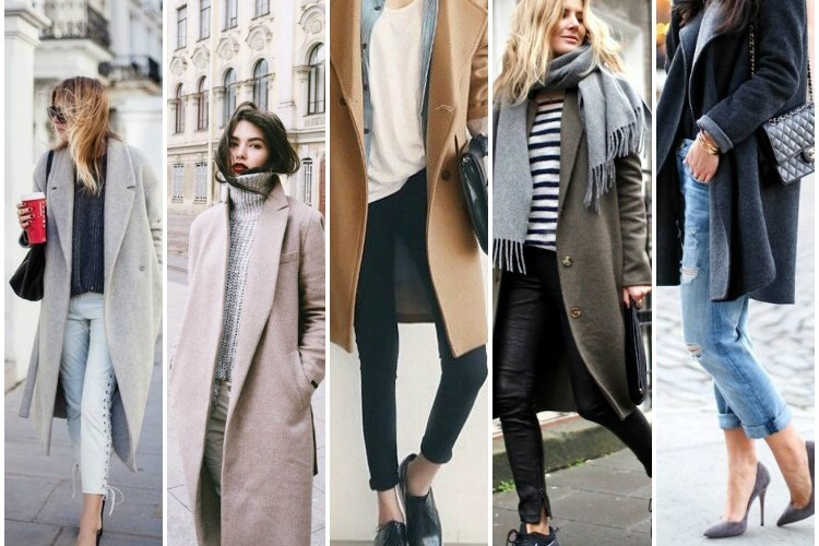 Inspiration of the Week: Long Coats
