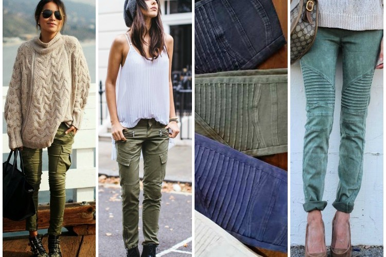 Inspiration of the Week: Cargo Pants