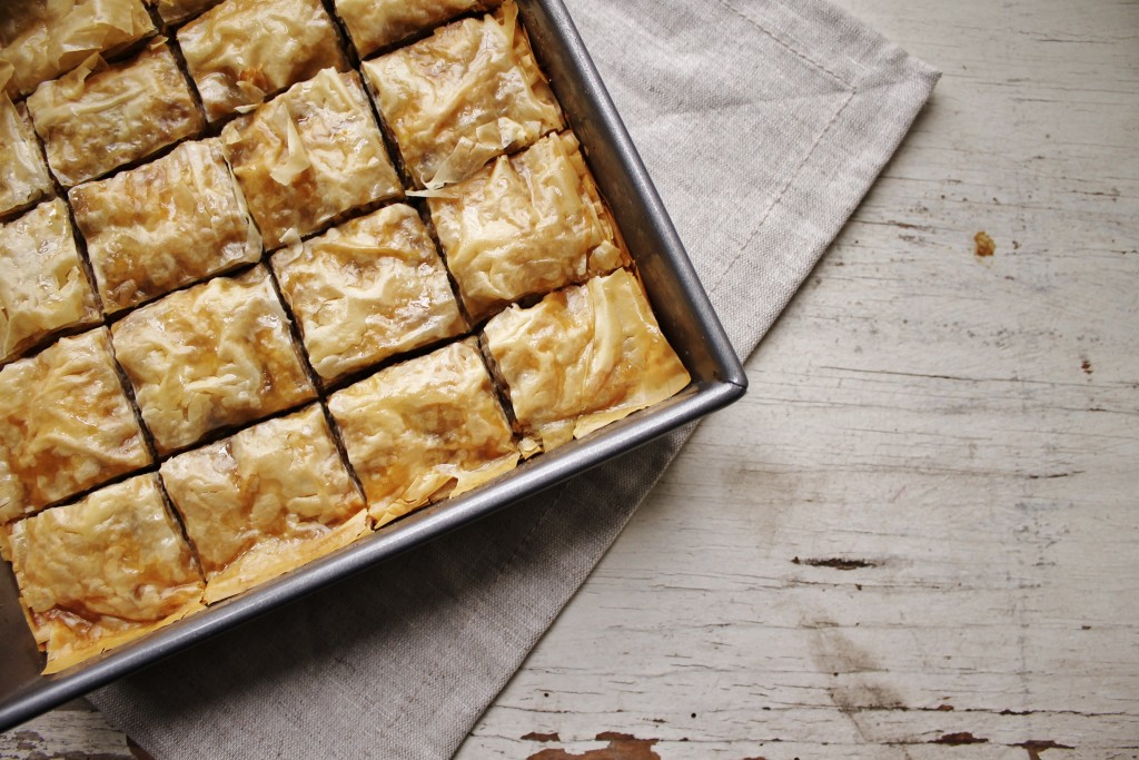easy baklava |www.whatkumquat.com