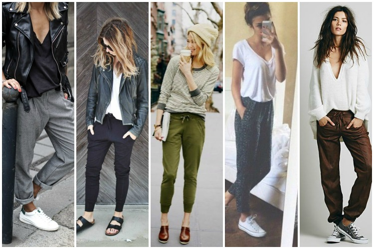 Inspiration of the Week: Fashion Sweatpants