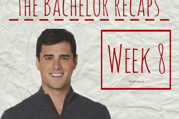 Bachelor Ben Recap: Week 8