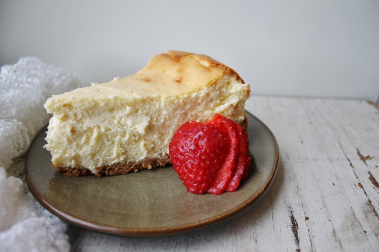 The Ultimate Classic Cheesecake