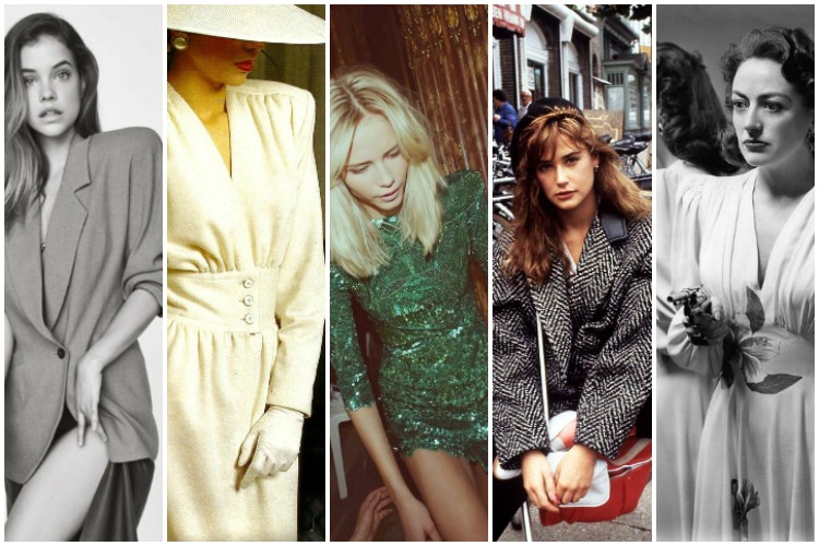 Inspiration of the Week: Shoulder Pads