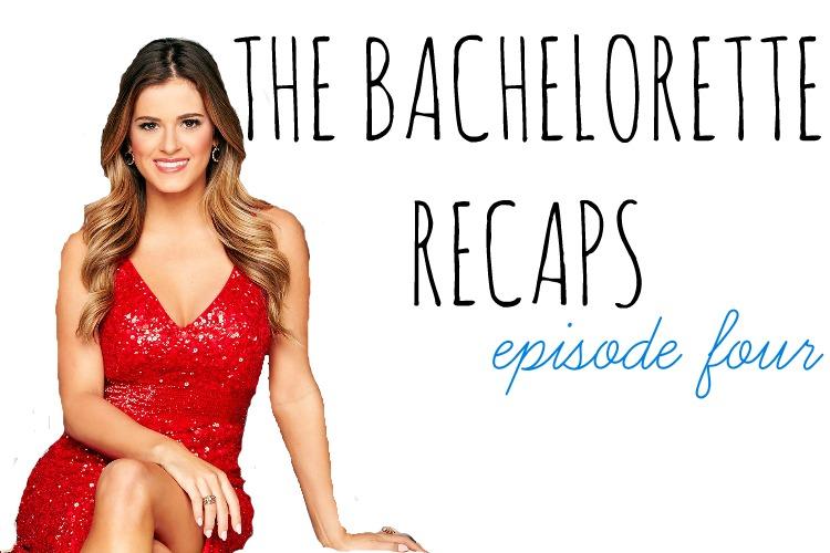 Bachelorette Jojo: Week 4 Recap