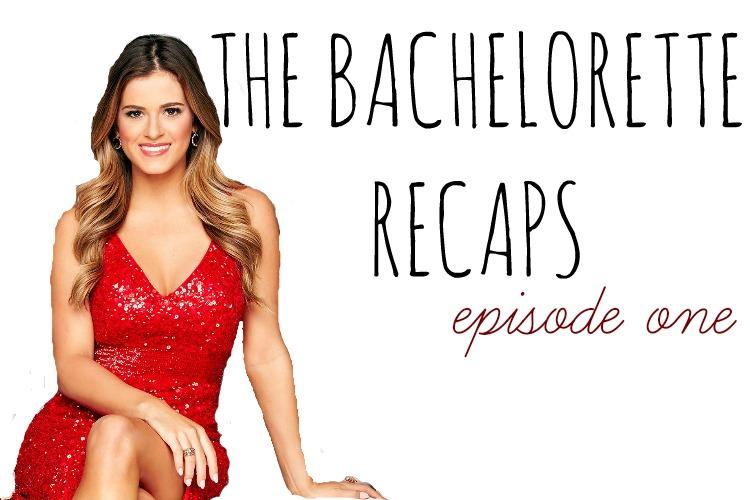 Bachelorette Jojo: Week 1 Recap