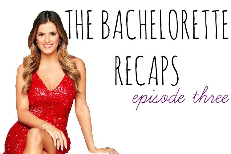 Bachelorette Jojo: Week 3 Recap