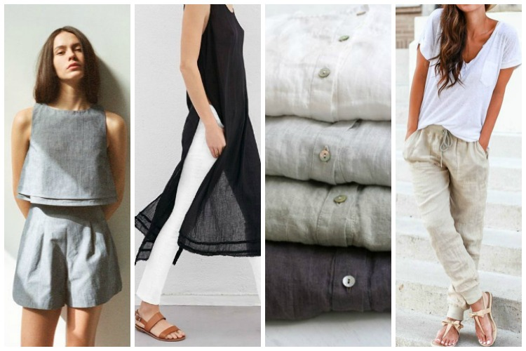 Inspiration of the Week: Linen