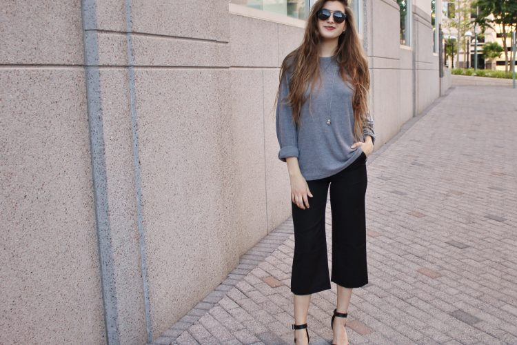 Dabbling in Culottes x StyleWe