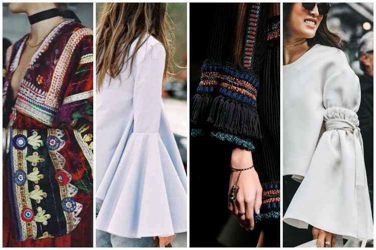 Inspiration of the Week: Funky Sleeves