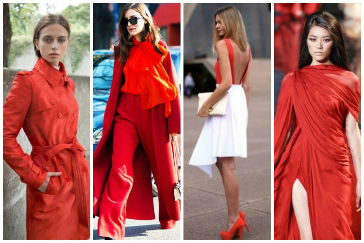 Colour Inspo: Blood Orange