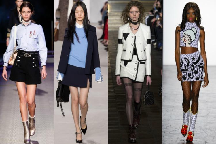 Fall 2016 trends: mini skirts |www.whatkumquat.com