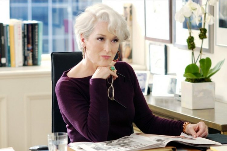 "Life Lessons from ""The Devil Wears Prada"""