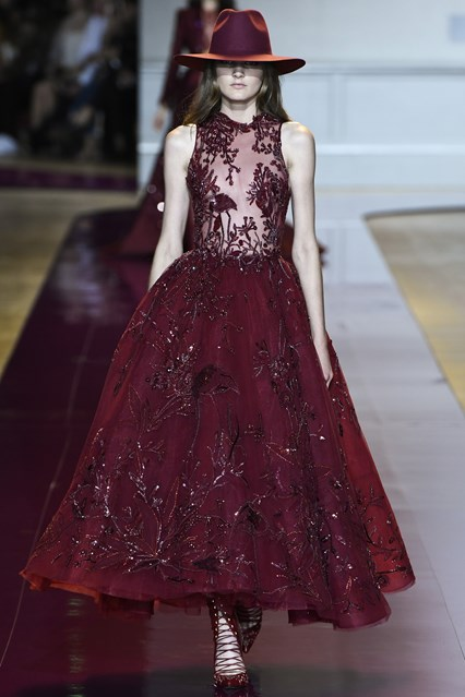 Zuhair Murad couture week fall 2016 |www.whatkumquat.com