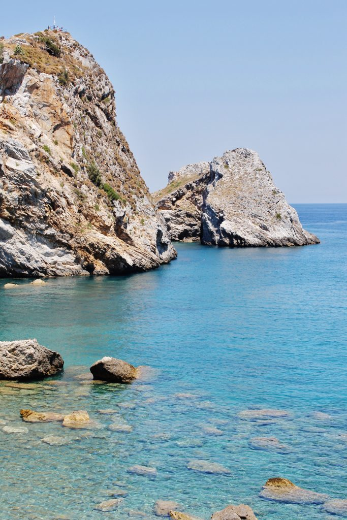 Kastro, Skiathos, Greece |www.whatkumquat.com