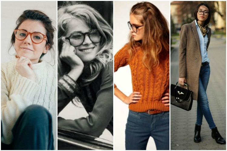 Inspiration of the Week: Glasses Chic