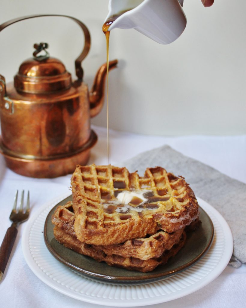 French toast waffles |www.whatkumquat.com