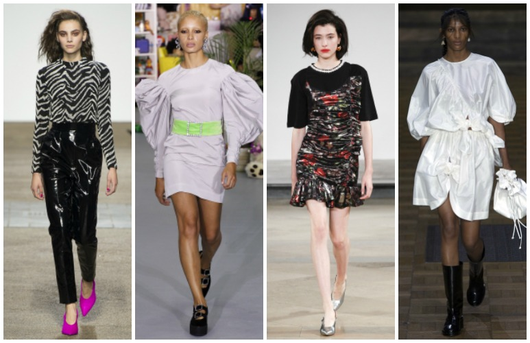LFW spring 2017 trend: 80s fashion |www.whatkumquat.com