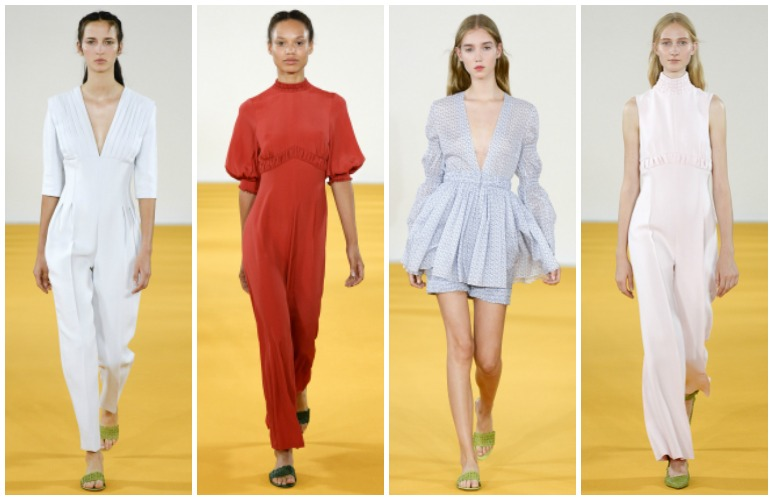 LFW spring 2017: Emilia Wickstead |www.whatkumquat.com