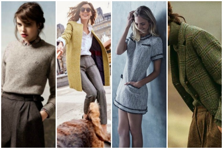 Inspiration of the Week: Tweed