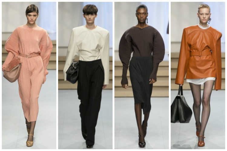 Milan Fashion Week Recap: Jil Sander ss2017 [www.whatkumquat.com]