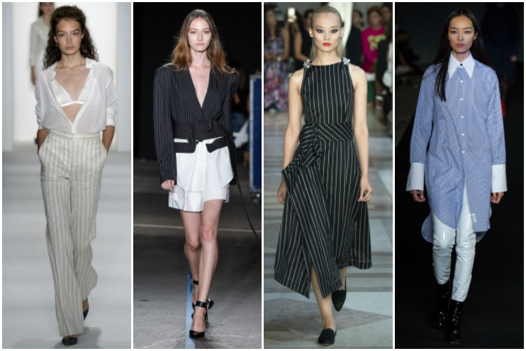 as seen at: Brock, Monse, Carolina Herrera, Rag & Bone