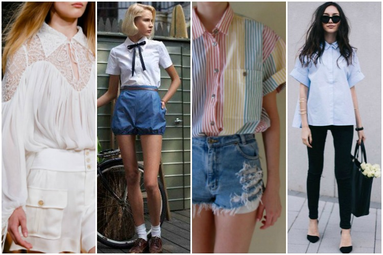 Inspiration of the Week: Collared Shirts