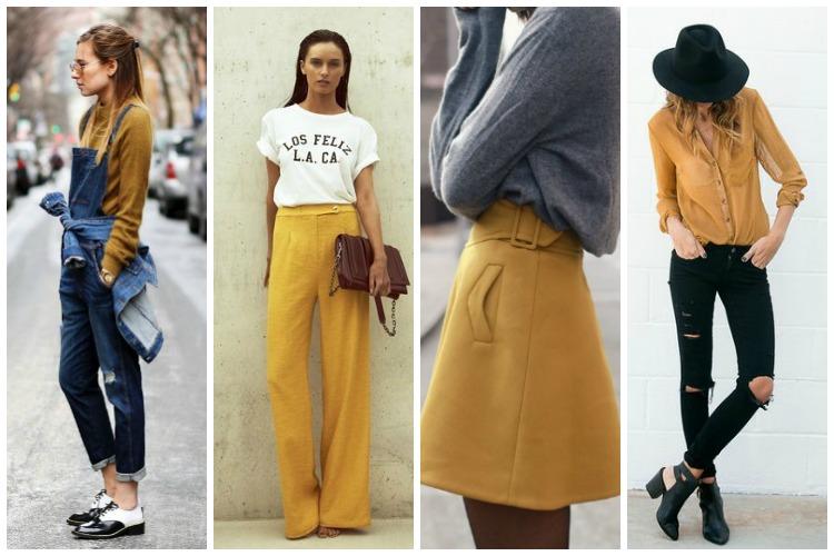 Style Inspiration: Mustard Yellow
