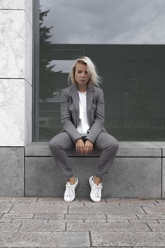 Style Inspo: Pantsuits [www.whatkumquat.com]