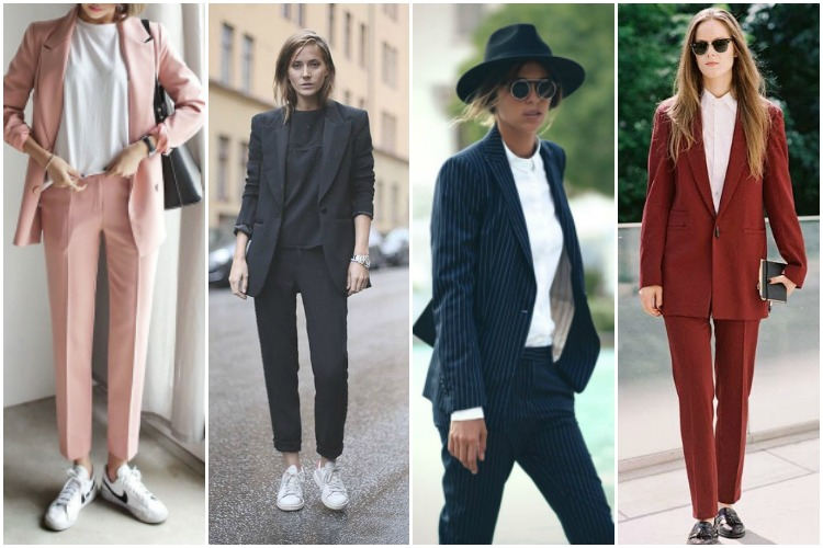 Style Inspiration & Brief Election Thoughts: Pantsuits for All!