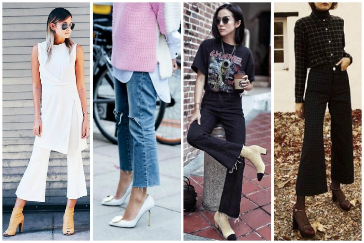 Inspiration of the Week: Cropped Flares