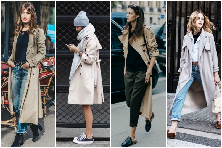 Inspiration of the Week: The Classic Trench