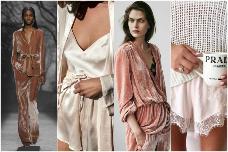 Inspiration of the Week: Boudoir Loungewear