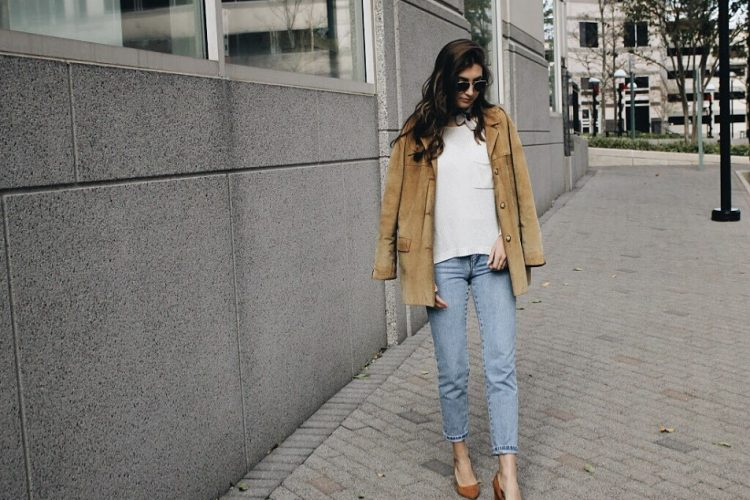 Staple Suede Jacket