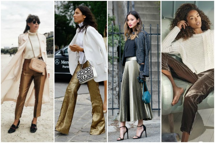 Style Inspiration: Holiday Party Pants