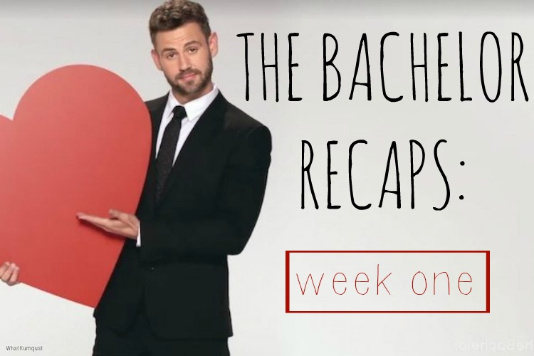 Bachelor Nick Recap: Week 1