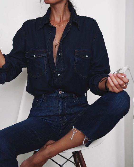 Style Inspo: The Canadian Tuxedo & How To Wear It [www.whatkumquat.com]
