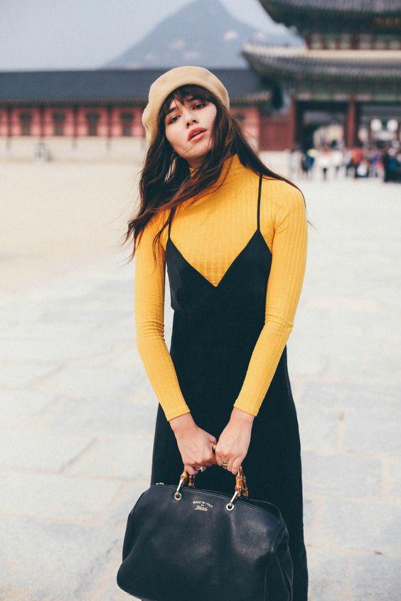 Style Inspo: How to Wear Berets [www.whatkumquat.com]